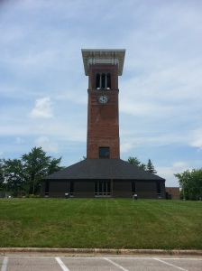 Central State's Clock Tower