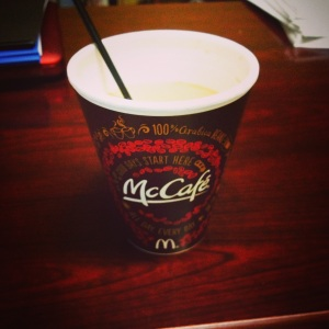 RMHC Perk #1: FREE McDonald's Coffee