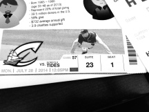 Clippers Ticket