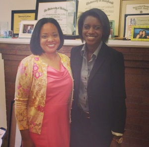 Dr. Mysheika Williams Roberts, Assistant Health Commissioner, Medical Director of Columbus Public Health and I.