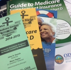 Resources provided to me about Medicare and Medicaid.