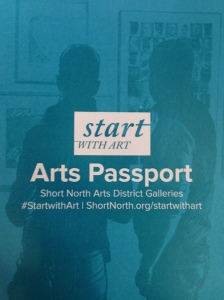 Arts Passport Cover